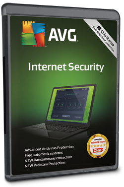AVG Internet Security pro Chip