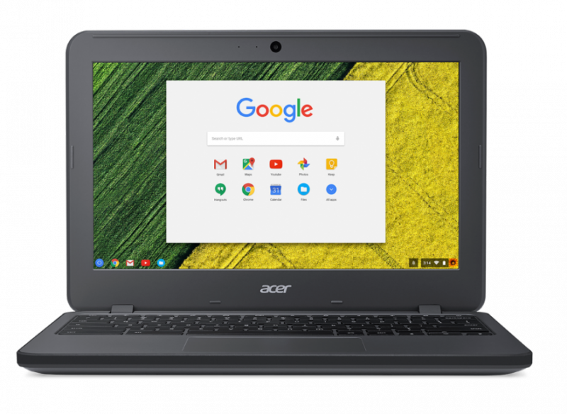 Chromebook do školy