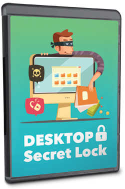 Desktop Secret Lock