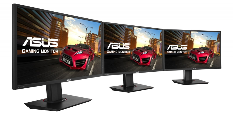 Herní monitor s technologií AMD FreeSync