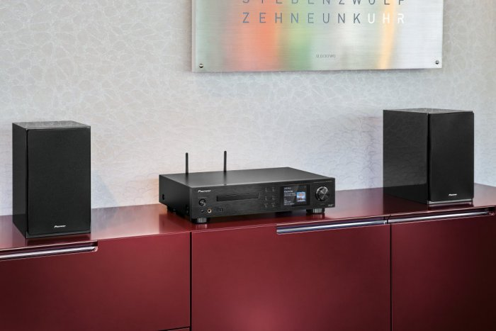 Hi-Fi All-in-one