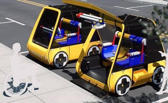 """""""Высокая"""": IKEA представила первый электромобиль, который можно собрать самостоятельно"""