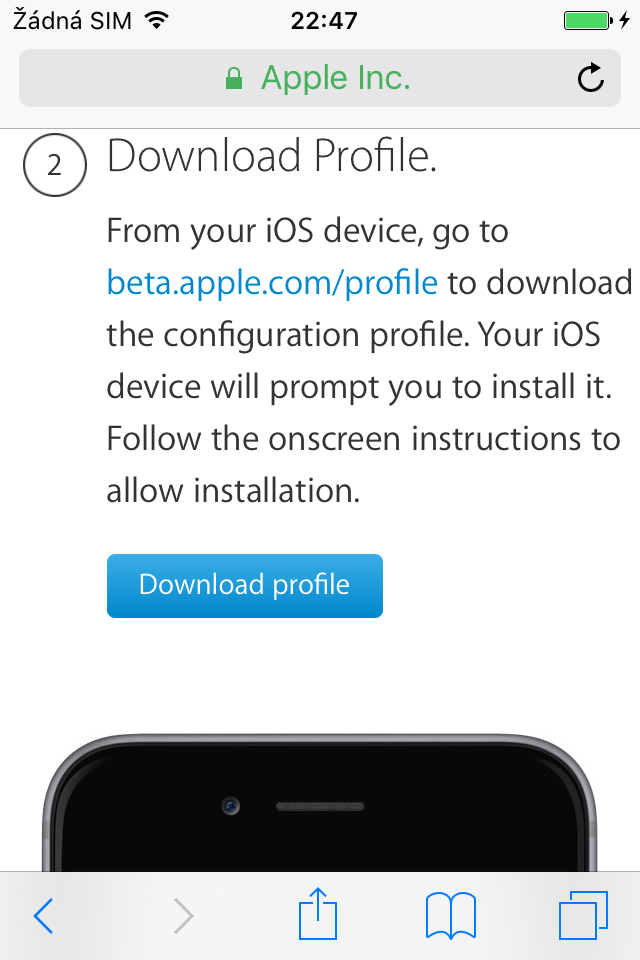 ios 10 beta download apple