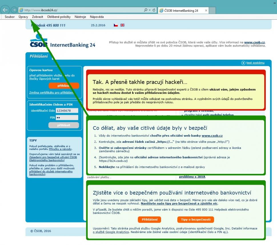 7dc4e396b Kampaň ČSOB za bezpečnější internet | Chip.cz - recenze a testy
