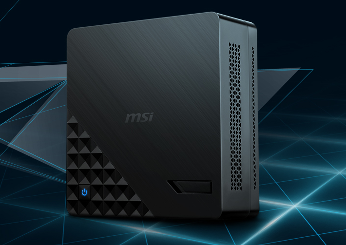 Mini PC MSI Cubi 2 Plus