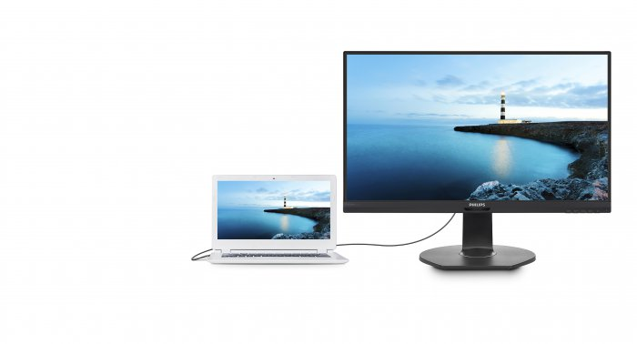 Adaptér pro připojení 2 monitorů