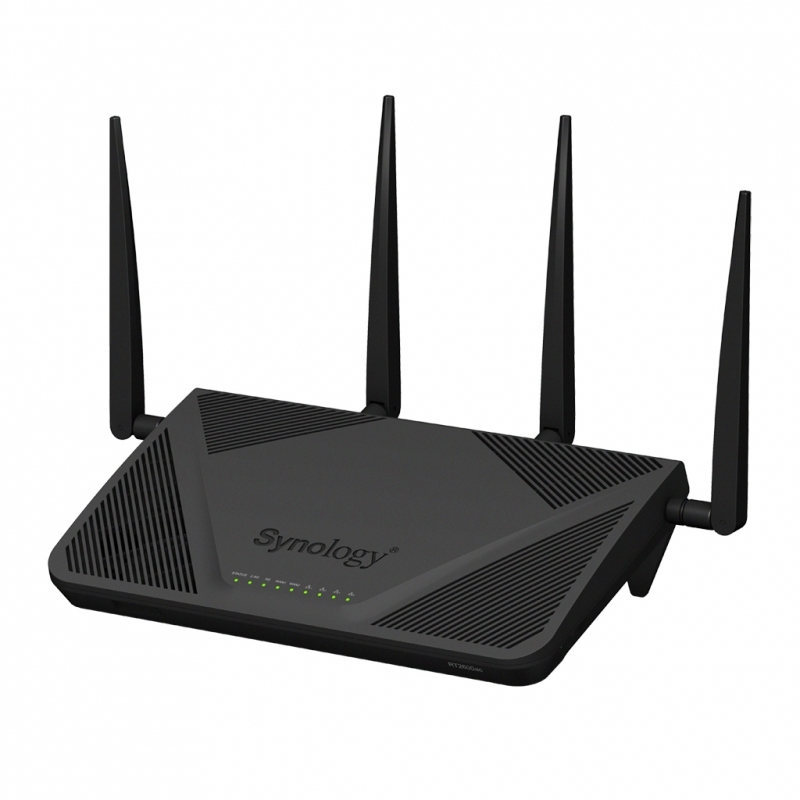Nový Synology Router RT2600ac