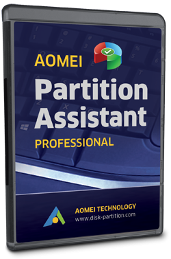Partition Assistant Pro