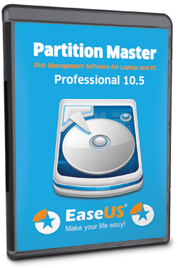 Partition Master Pro 10