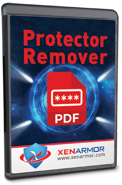 PDF Protector and Remover