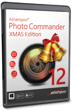 Photo Commander 12 XMAS Edition