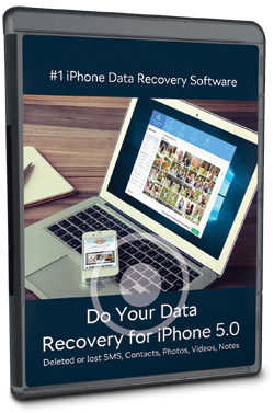Recovery for iPhone 5.0