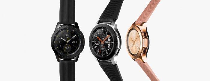 Test  Samsung Galaxy Watch – elegantní i sportovní hodinky  e1dfe17325