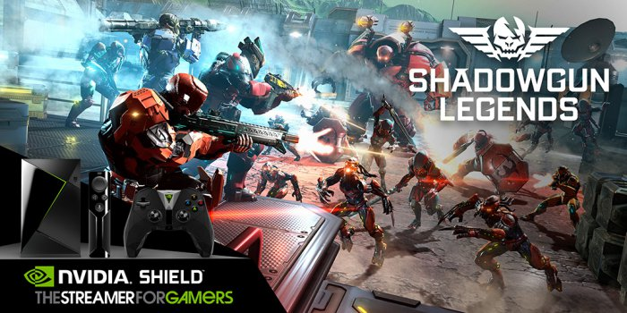 Shadowgun Legends přichází na Nvidia Shield