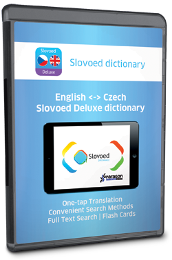 Dictionaries ENG - CZ