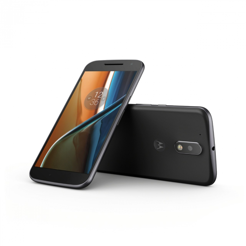 Smartphony Moto G4 a G4 Plus