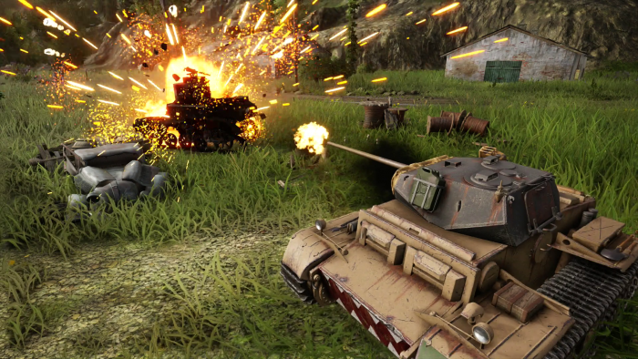 Staňte se žoldákem ve World of Tanks Console