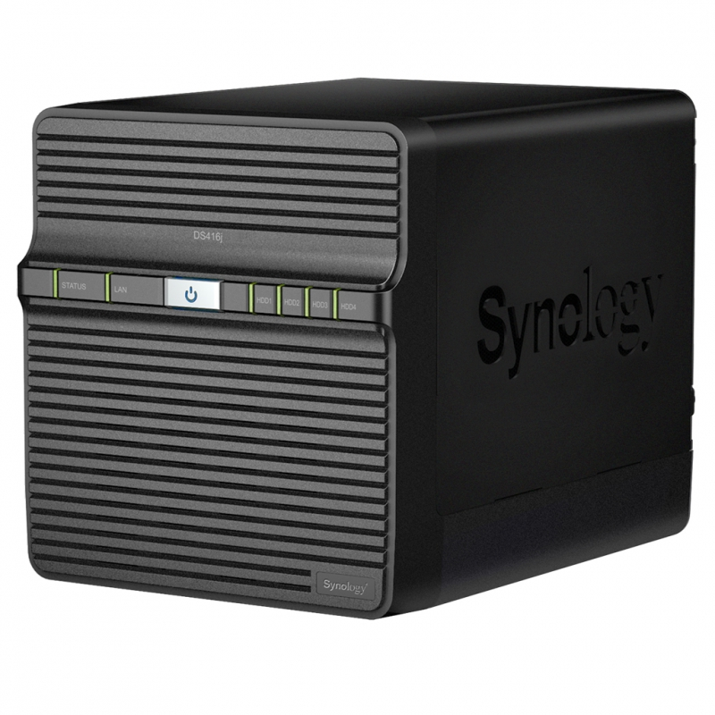 Synology uvádí DiskStation DS416j