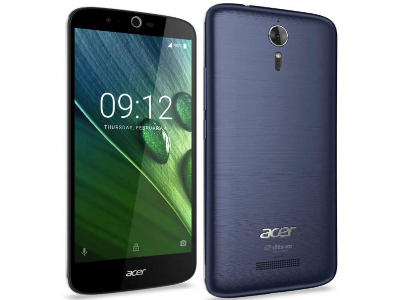 Test: Acer Liquid Zest Plus LTE