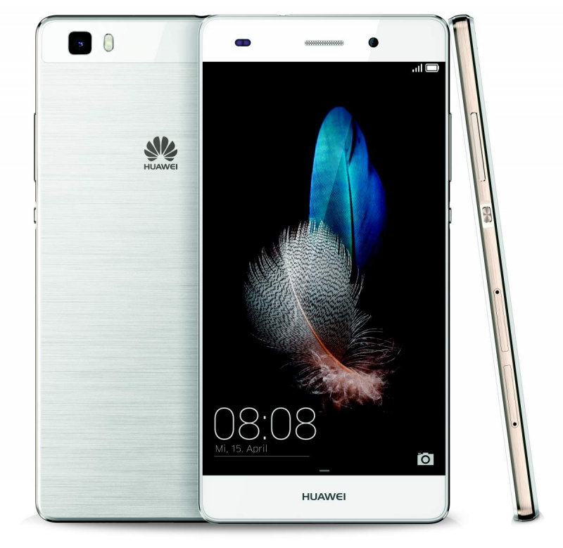 Huawei P8 Lite in the Test