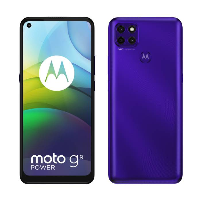 Test: Motorola Moto G9 power