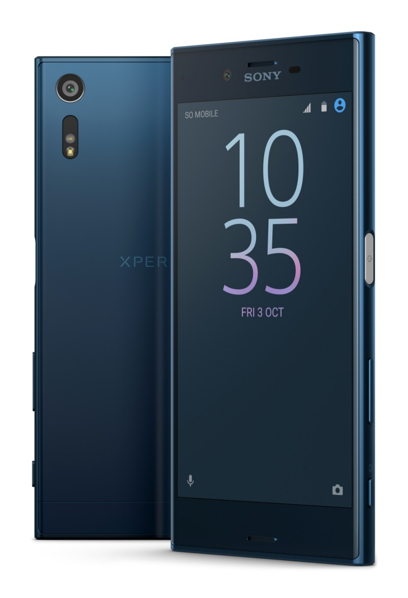 Test: Sony Xperia XZ