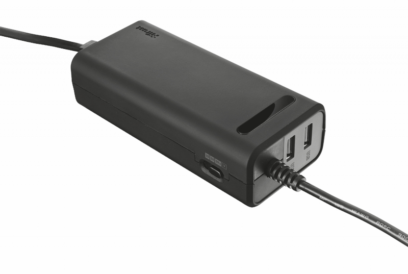 Test: Trust Duo Laptop Charger | Chip.cz - recenze a testy