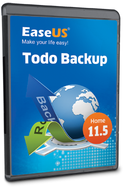 Todo Backup Home 11.5