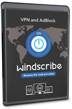 UPDATED]Windscribe VPN: 50 GB per month for free - Giveaways