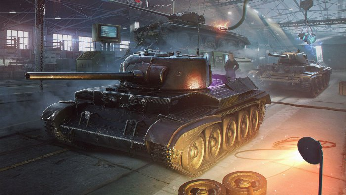 World of Tanks Blitz slaví 5. let