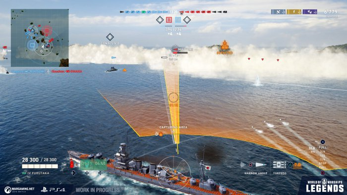 World of Warships: Legends – early access od 16. dubna