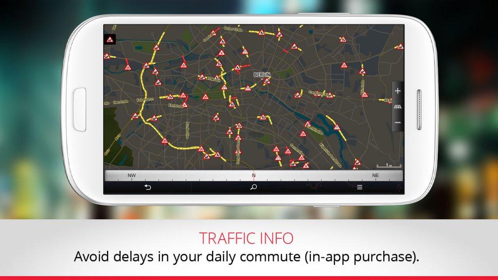 Offline GPS navigace Sygic pro Android | Chip cz - recenze a