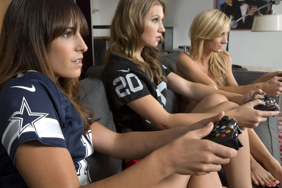 ps4 gamer girls team