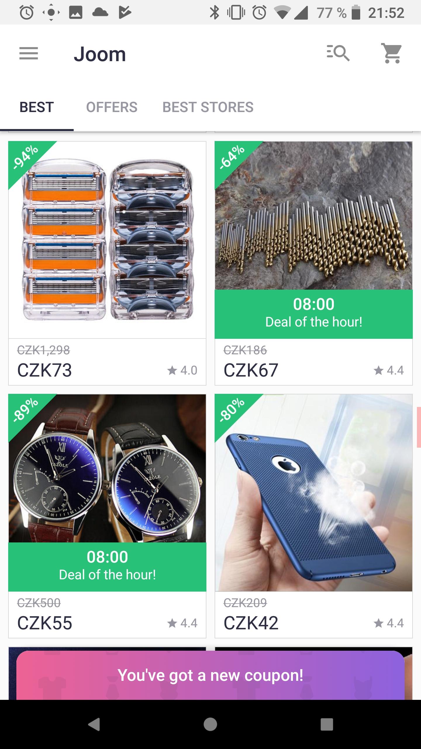 ce7ca2c91ef2 Nejlepší aplikace pro nakupování
