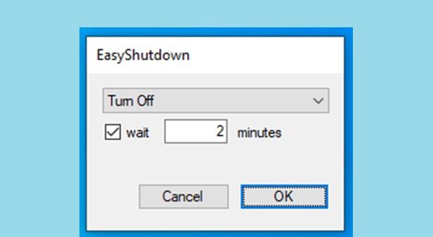 easyyshutdown