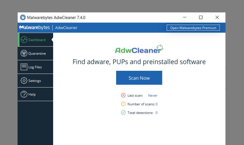 Chip Adwarecleaner