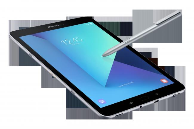 Samsung Galaxy Tab S3. Foto: Samsung