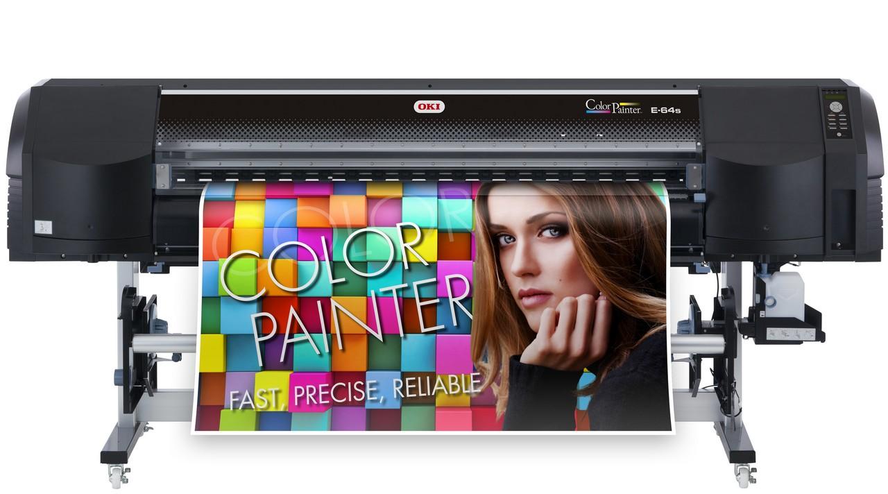 OKI ColorPainter E-64s