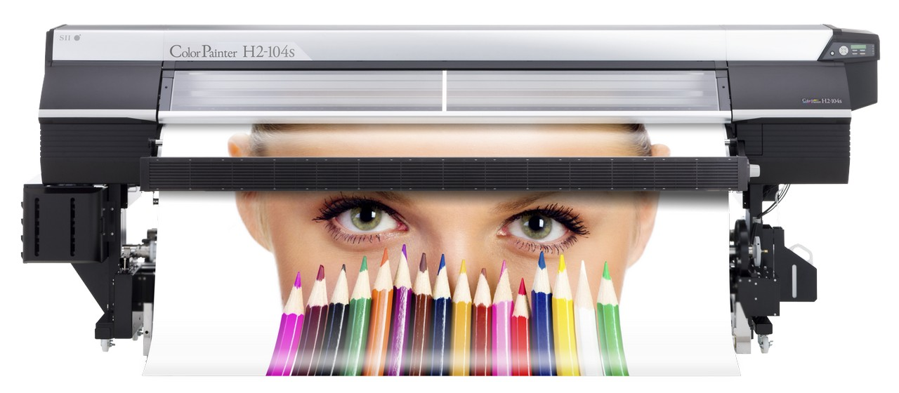 OKI ColorPainter H-104s