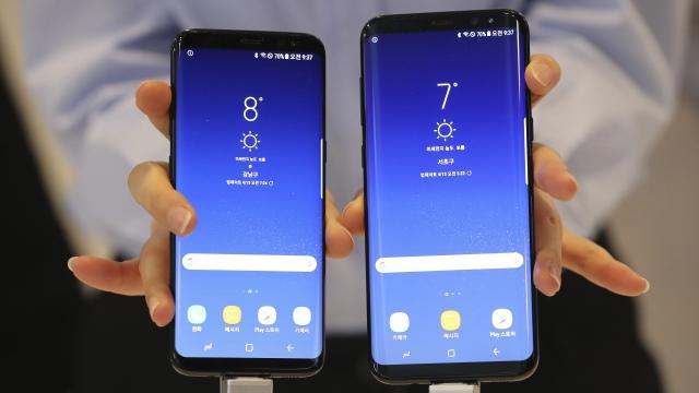 Samsung Galaxy S8/S8+: různé druhy instalovaných pamětí mohlou způsobit odlišnosti v chování telefonů