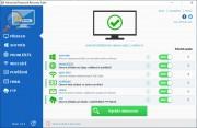 V hlavní nabídce »Přehled« najdete přepínače všech vyhledávacích funkcí programu Advanced Password Recovery Suite. Velmi dobře přitom funguje vyhledávání registračních klíčů softwaru, uložených v registru Windows, stejně jako třeba zobrazení hesel k používaným Wi-Fi sítím.