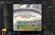 K nejzajímavějším funkcím programu patří »Perfectly Clear« a »AutoLevel«, komplexní nástroje na vylepšení snímků, se kterými stačí jedno kliknutí myší a AfterShot kompletně vylepší zvolený snímek. Podrobná nastavení můžete samozřejmě ladit ručně.