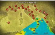Základní herní plán tvoří mapa impéria s třiceti městy (úrovněmi), která musíte postupně vystavět. Tato města pak vytvoří páteř celé říše a postarají se o její budoucí slávu a růst. Vybudování římského impéria však není snadným úkolem ani pro zkušené architekty a stavitele.