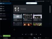 V hlavním okně stačí do textového pole »Search Audials« zadat např. jméno interpreta a program během chvíle vyhledá internetová rádia, která jej pravidelně přehrávají, a zároveň i všechny skladby tohoto interpreta on-line uložené na YouTube, Vimeo a Soundcloud.