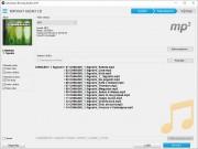 """Pomocí programu snadno převedete hudební cédéčko na """"empétrojky"""" MP3 nebo do některého z dalších nabízených formátů: FLAC, OGG Vorbis, OPUS, APE, WMA a WAV. Program navíc již při načtení vloženého audio disku automaticky na internetu vyhledá a stáhne informace o albu a obrázek originálního obalu."""