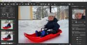 Nabídkou efektů a filtrů pro úpravy fotek nemůže programu COLOR projects konkurovat žádná mobilní aplikace. Navíc lze každý efekt pomocí dostupných nastavení doladit do nejmenšího detailu. Náhled snímku před a po úpravách se zobrazuje vpravo nahoře.