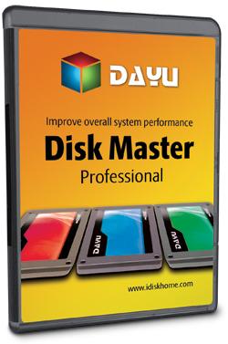 box - DAYU Disk Master Professional ( Kampanya  )