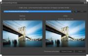 Šikovná funkce skrytá pod popiskem u kategorie »Pictures« je komprese fotek a obrázků, která i bez ztráty kvality ušetří cenné místo na disku. V náhledu se ukazují fotky před a po aplikaci komprese, společně s výpočtem uspořeného místa.
