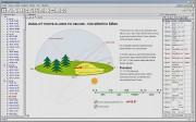 Pomocí programu GeoGebra lze názorně objasnit mnoho otázek, které vám mohou položit vaše děti, např. proč je v létě Slunce na obloze výš než v zimě. Pokud využijete úlohu Zdánlivý pohyb Slunce po obloze a spustíte nabízenou animaci, tak běhěm minuty vidíte pohyb Slunce v průběhu celého roku a dítko snáze pochopí odpověď na své PROČ?