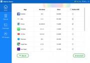 Odinstalování většího počtu nepotřebných aplikací uvolní cenné místo v paměti mobilního zařízení, ale provádět jej přímo v iPhonu či iPadu není ani zdaleka tak pohodlné, jako hromadná odinstalace v prostředí iMyfone Umate. V přehledu instalovaných aplikací stačí jen označit ty, které se již nechystáte používat, a kliknout na »Uninstall«.